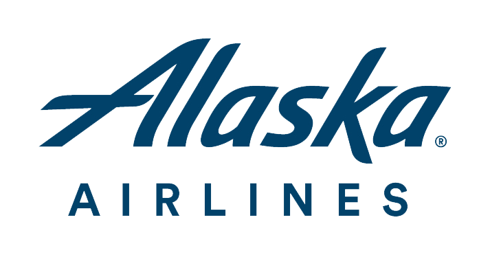 alaska airlines blue logo