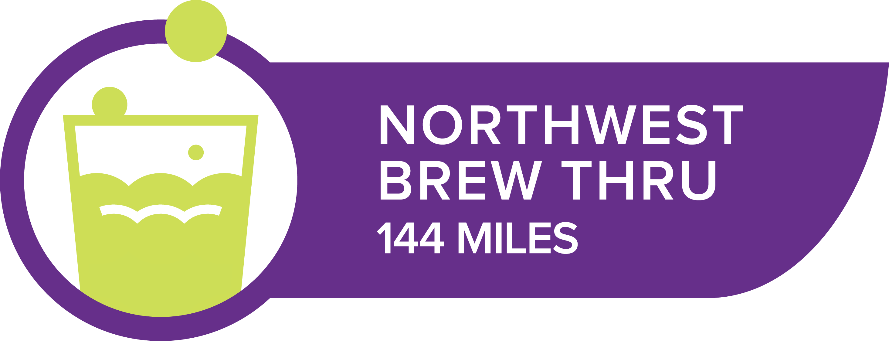 nw brew thru badge